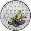 3 dolary Stříbrná mince Včelí úl PP