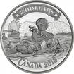 5 dolarů kanadský Silver Bankovky - $ 20 od 1.888 PP