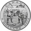 Stříbrná mince Tradice lovu - The Seal