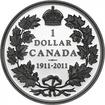 Stříbrná mince 100 let stříbrného dolaru PP