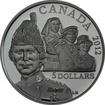 5 dolarů Silver Georgina papež PP