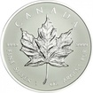 5 dolarů Silver Maple Leaf - Bullion replika PP