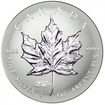 5 Dollar Silber Maple Leaf - World Money Fair Privy Mark PP