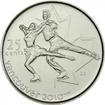 0,25 Dolaru Mince Vancouver 2010 - volné bruslení