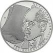10 Euro Stříbrná mince 150. výročí Gerhart Hauptmann PP