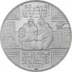 10 Euro Stříbrná mince 150 let Červeného kříže PP
