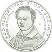 10 Euro Stříbrná mince Georg Büchner PP