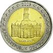 2 Euro CuNi Sársko OSN