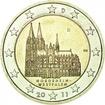 2 Euro CuNi Kolínská katedrála D OSN