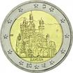 2 Euro Mince Neuschwanstein UN