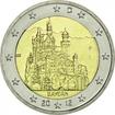 2 Euro CuNi Neuschwanstein F OSN