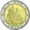 2 Euro CuNi Neuschwanstein J OSN