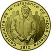 200 euro Zlátá mince Abbé Pierre 1 Oz PP
