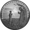 100 Rubel Silber Historische Serie: Radonezhsky PP
