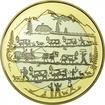 10 Franken CuNi Brauchtum - Alpabzug PP