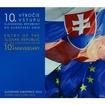 "3,88 Euro CuNi Kursatz ""Beitritt zur EU"" UN"
