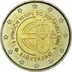 2 Euro CuNi 10 Jahre Beitritt zur EU UN