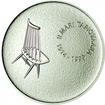 10 Euro Silber Ilmari Tapiovaara PP