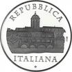 5 Euro Silber Italien der Künste - Ligurien PP