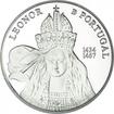 5 Euro Silber Eleonore von Portugal PP
