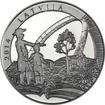 5 Euro Silber Gothard Friedrich Stender PP
