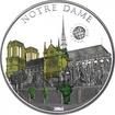 5 Dollar Silber Welt der Wunder - Notre Dame PP