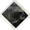 1 Dollar Silber Huangguoshu Wasserfall PP