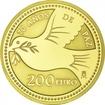 200 Euro Gold Europastern - 70 Jahre Frieden PP
