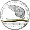 20 Euro Stříbrná mince Nezávislost PP