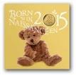 3,40 Dollar Sada mincí Kanada 2015 -  Baby UN