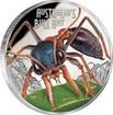 1 Dollar Stříbrná mince Mravenec PP