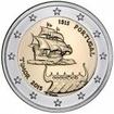 2 Euro Mince 500 let od přistání na Timor UN