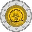 2 Euro Mince Evropský rok pro rozvoj UN