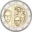 2 Euro Mince Dynastie Nassau-Weilburg UN