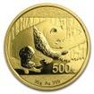 Zlatá mince Panda 30 g - 2016