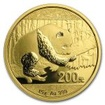 Zlatá mince Panda 15 g - 2016