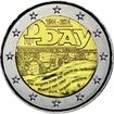 2 Euro CuNi 70 Jahre D-Day UN