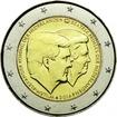 2 Euro CuNi Doppelportrait UN