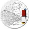 10 Euro Silber Europa 2016: 20. Jahrhundert PP