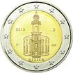 2 Euro CuNi Paulskirche D 2015 UN