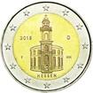 2 Euro CuNi Paulskirche F 2015 UN