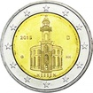 2 Euro CuNi Paulskirche G 2015 UN
