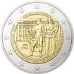2 Euro Mince 200. výročí založení Rakouské národní banky UN