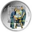15 Dollar Stříbrná mince Záchranář PP