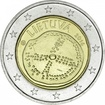 2 Euro CuNi Baltische Kultur UN