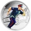 15 Dollar Stříbrná mince Policista PP