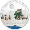 5 Dollar Stříbrná mince Svět zázraků - Salzburg PP