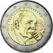 2 Euro CuNi Francois Mitterrand UN