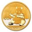 Zlatá mince Panda 8 g - 2017