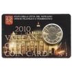 0,50 Euro Mince - Vatikan 2010 UN